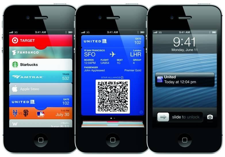 Apple Passbook MLB