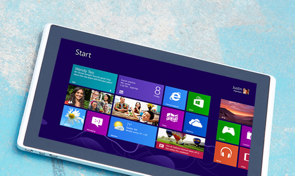 Microsoft Windows Blue 8.1
