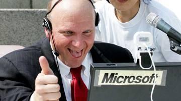Microsoft CEO Ballmer Interview