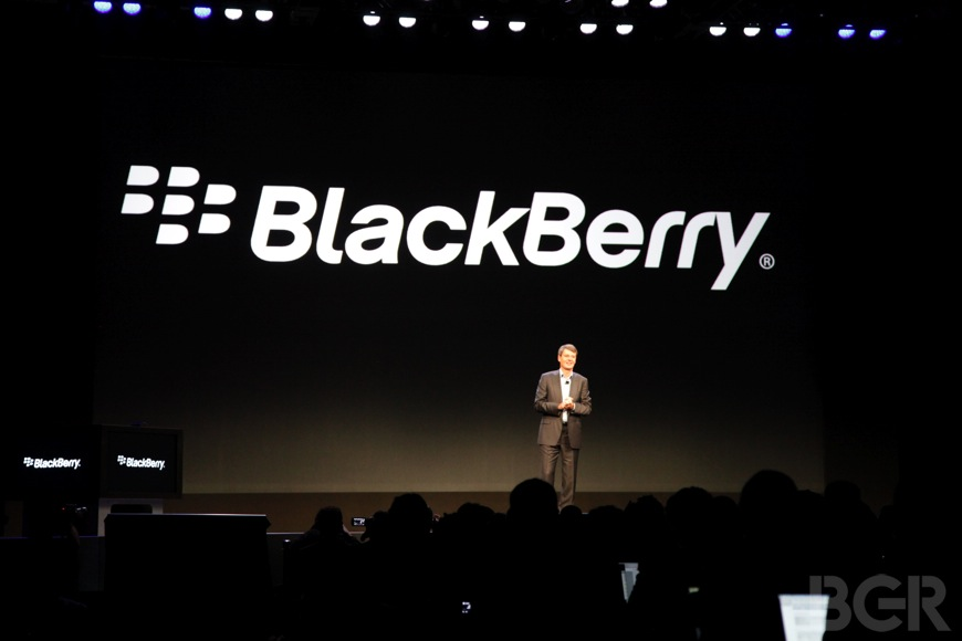 BlackBerry Senior Executive Departures