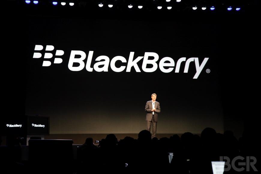 BlackBerry R10 Image Leaks