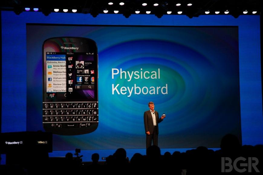 BlackBerry Q10 Release Date T-Mobile