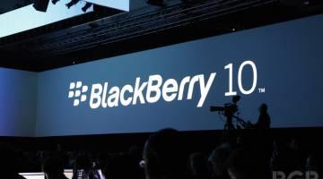BlackBerry 10 Sales