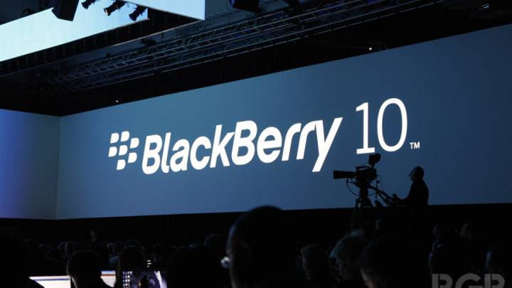 BlackBerry Defense Department Networks