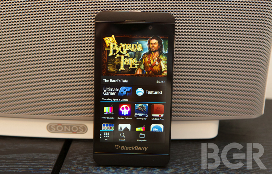 BlackBerry 10 Android Apps