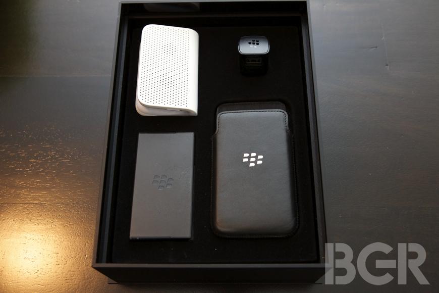 BlackBerry Z10 U.S. Preorders
