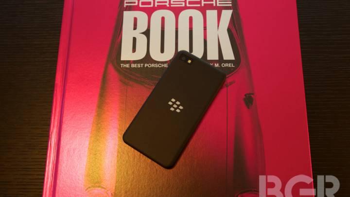 BlackBerry Z10 German Government