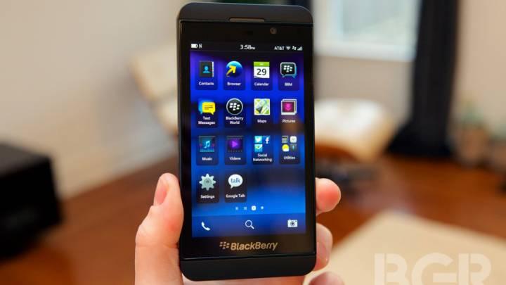 BlackBerry Z10 Sales Estimates