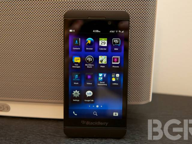 Why Buy The BlackBerry Z10
