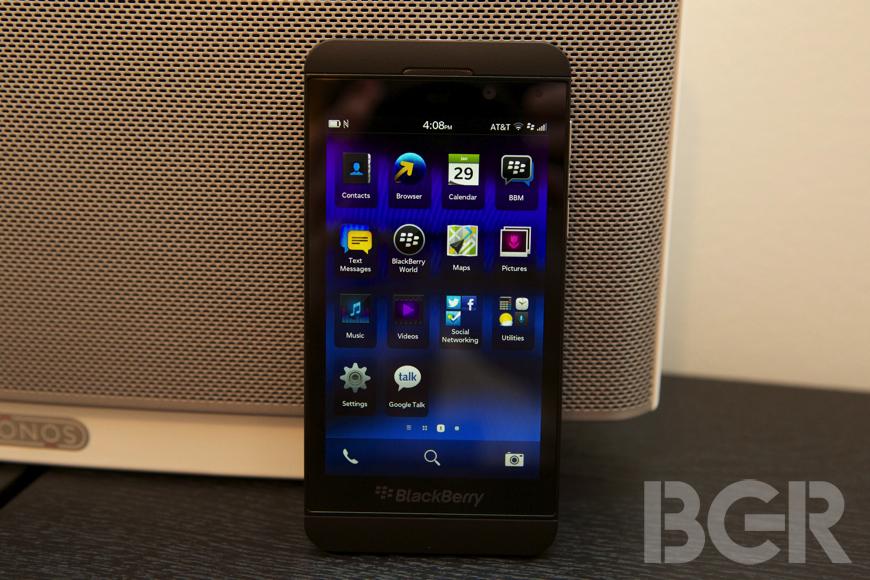 BlackBerry T-Mobile Stores