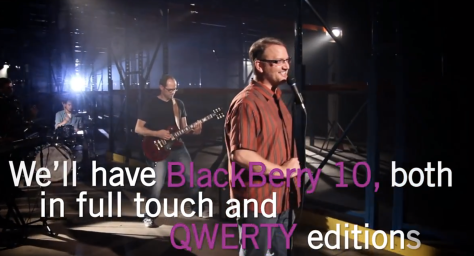BlackBerry 10 Smartphone Order