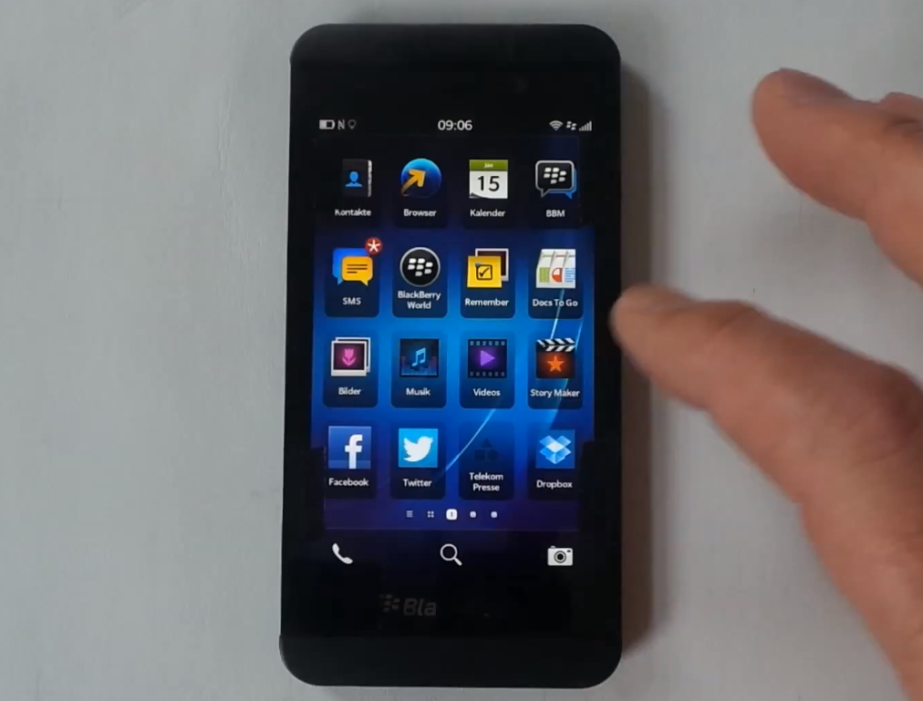BlackBerry 10 Consumer Interest