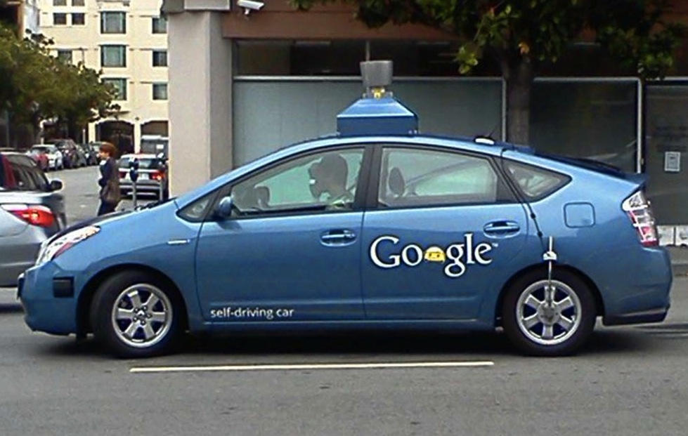 Google Self-Driving Cars and Tickets