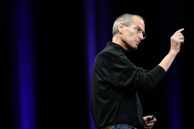 What Was Working For Steve Jobs Like