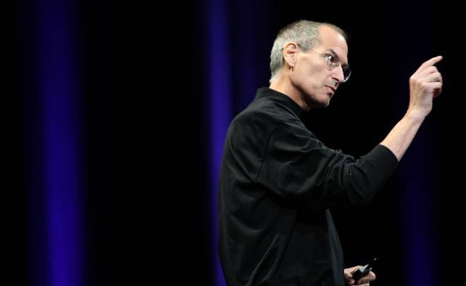 Steve Jobs Apple Car