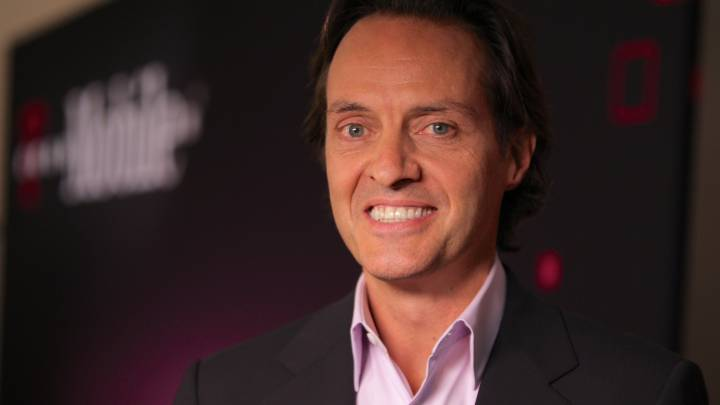 T-Mobile CEO Legere