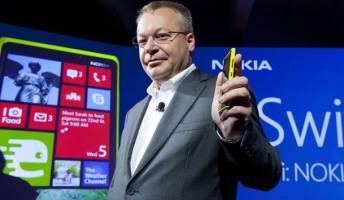 Microsoft Nokia Acquisition April