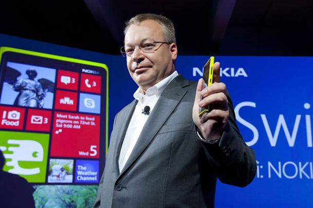 Nokia Huawei Merger Report