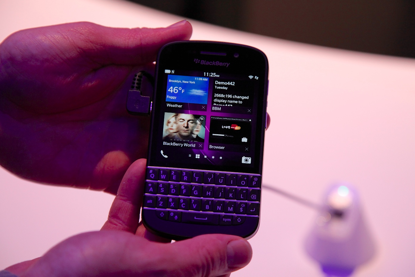 BlackBerry Q10 Release Date