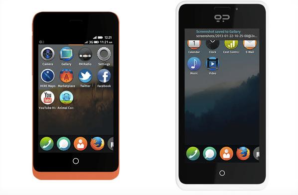 Mozilla Firefox OS Developers Phone