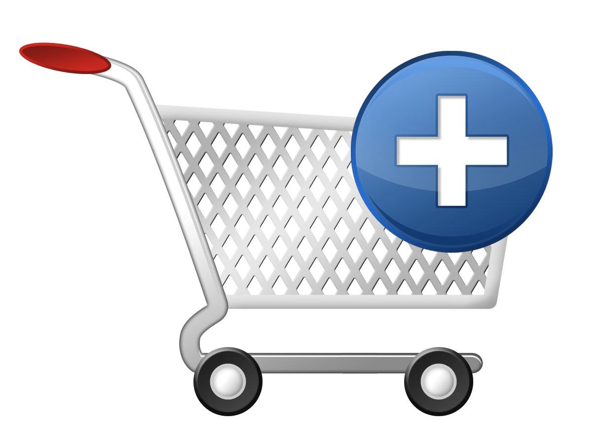 cart online shopping