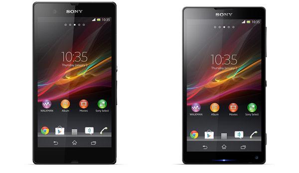 Sony Xperia Z, ZL