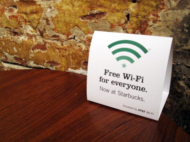 Google Free Wi-Fi Program