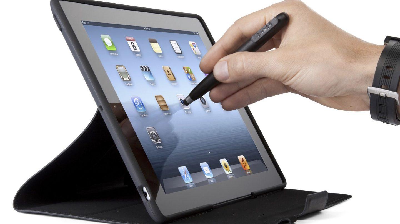 Apple Patent Active Stylus