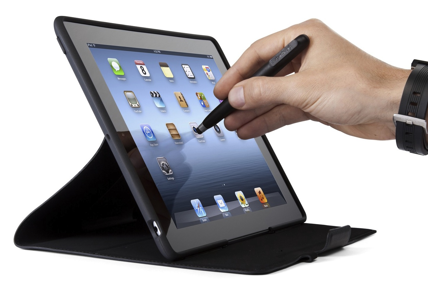 Apple Stylus Patent Filing