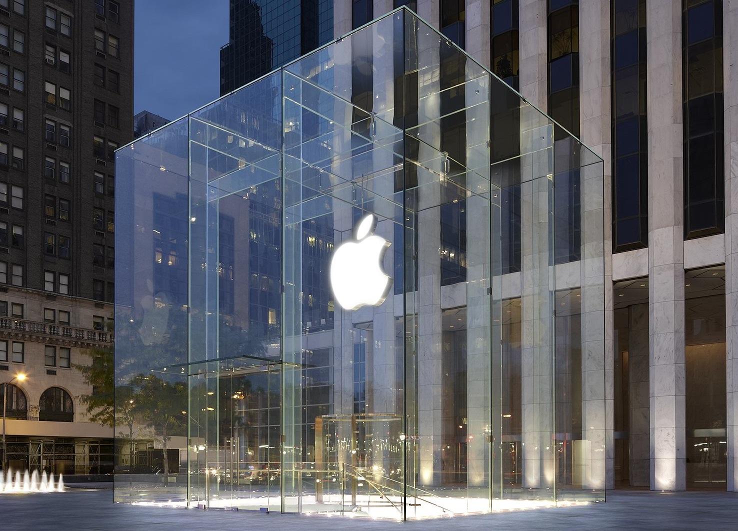 Apple Tops Samsung