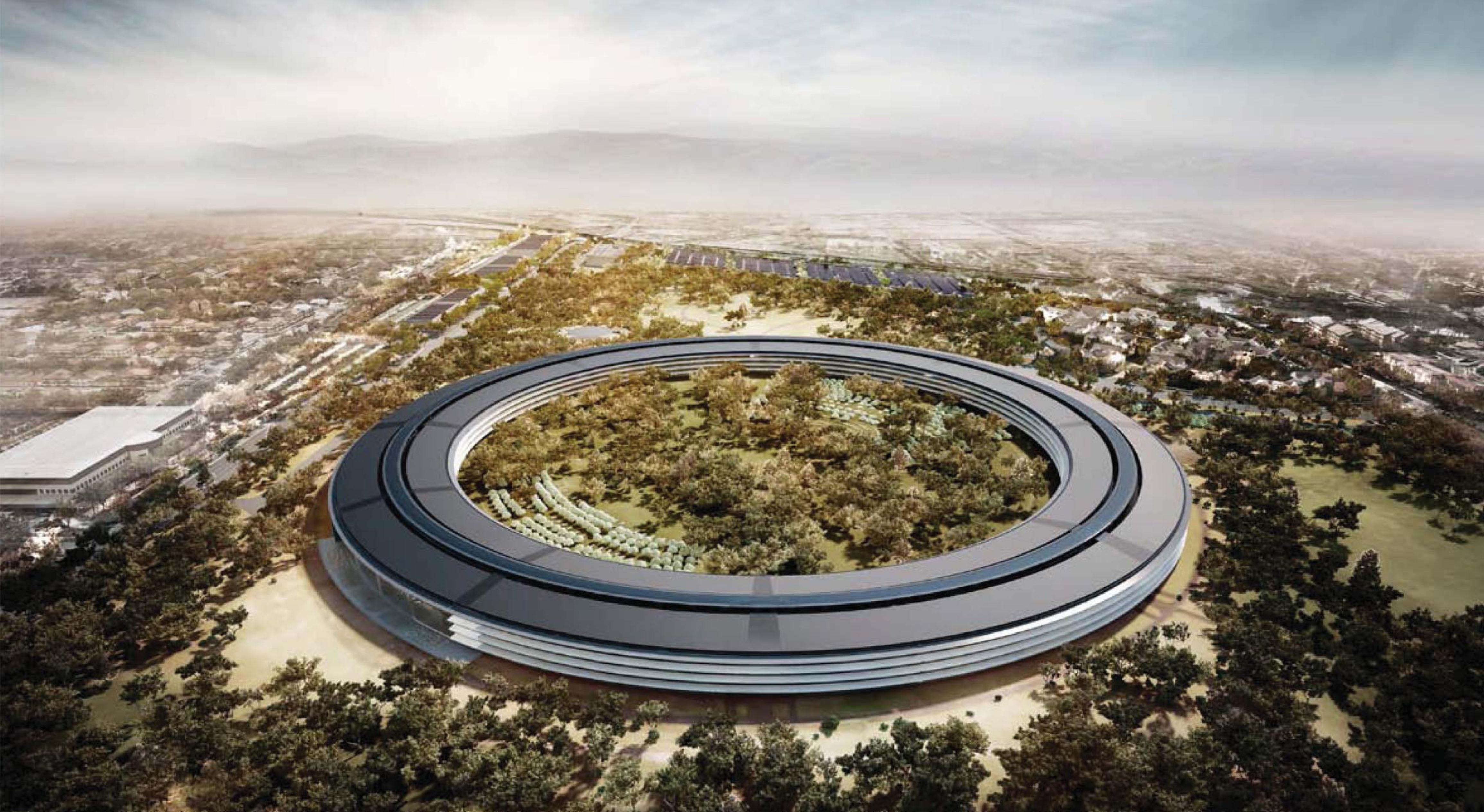 Apple Spaceship Headquarters