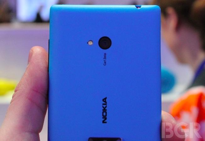 Nokia Lumia Lytro Camera