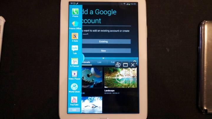 Samsung Galaxy Note 8.0 Hands-on