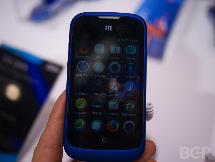 Firefox OS smartphones to debut in June in emerging markets