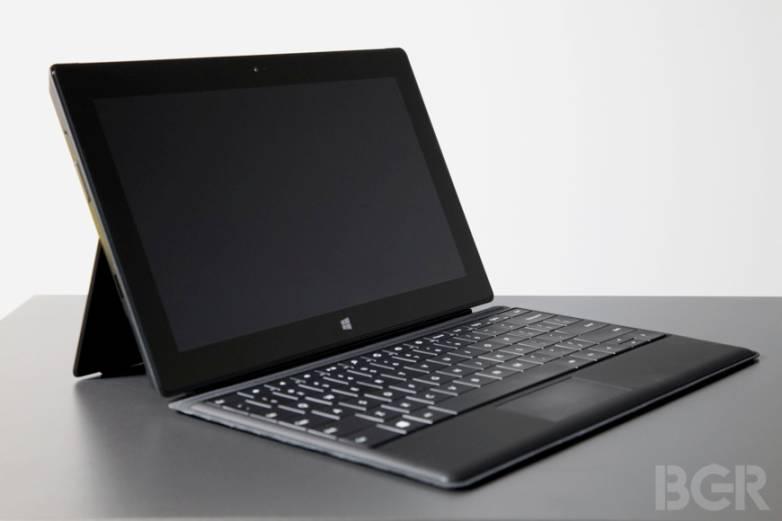 Microsoft Surface Pro Photo Gallery