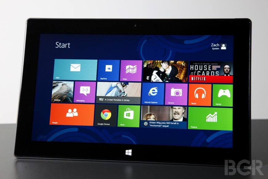 Windows RT Criticism Acer
