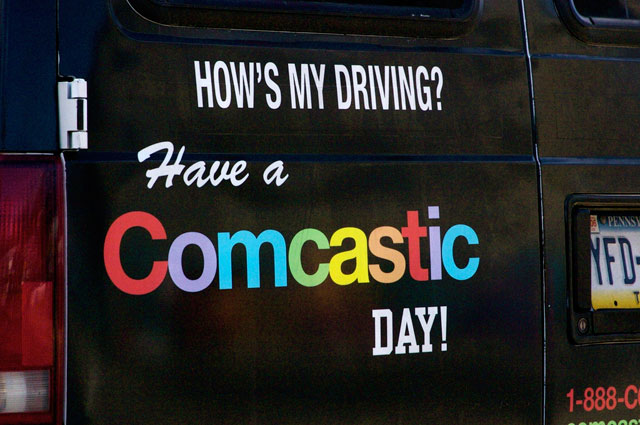 Comcast Cable Subscriber Losses