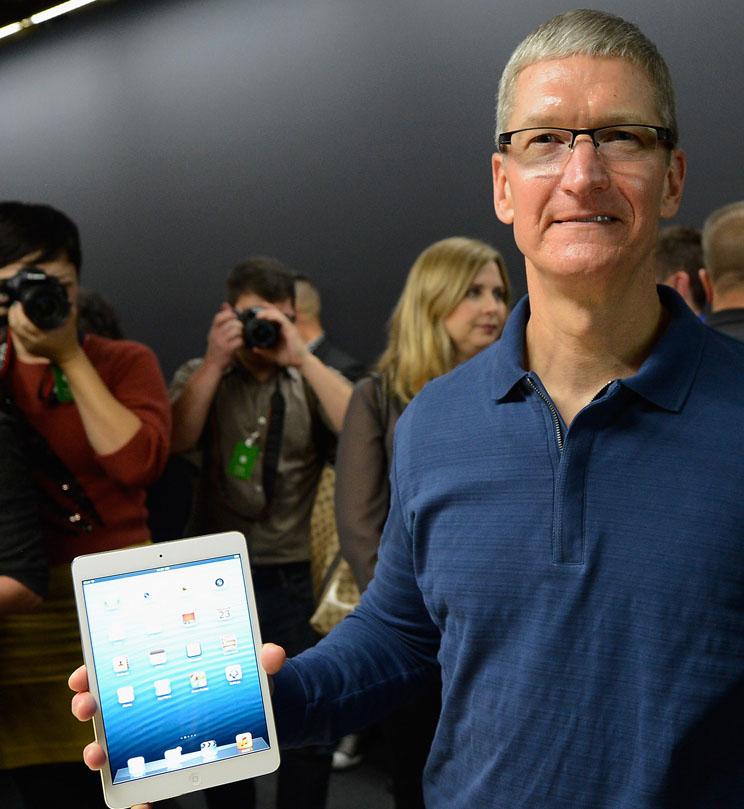iPad Shipments Q2 2013