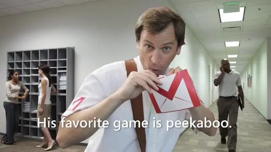 Microsoft Anti-Gmail Ad