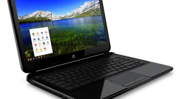 Google Chromebook Shipments
