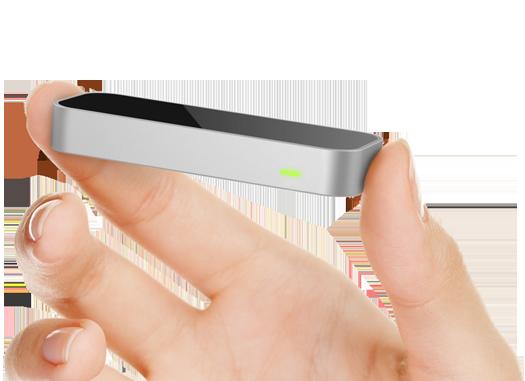 HP keyboard: Leap Motion sensor built in