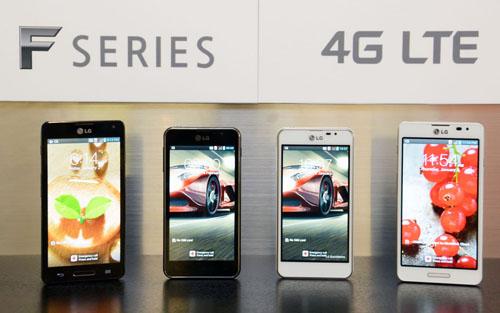 LG Optimus F7 F5 Release Date