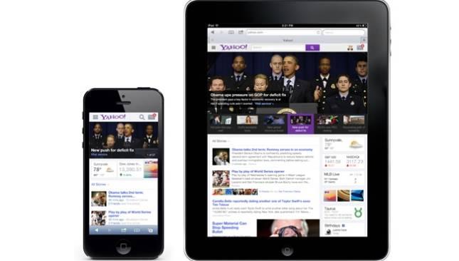 Yahoo Homepage Revamp