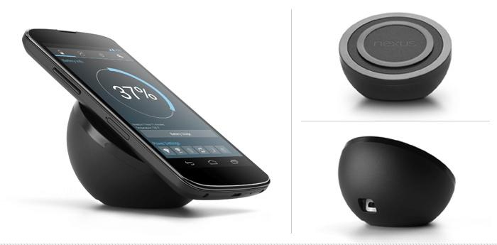 Google Nexus 4 Charging Orb