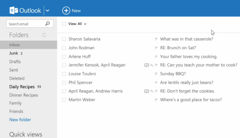 Microsoft Outlook.com Launches