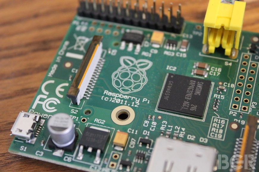 Raspberry Pi Production