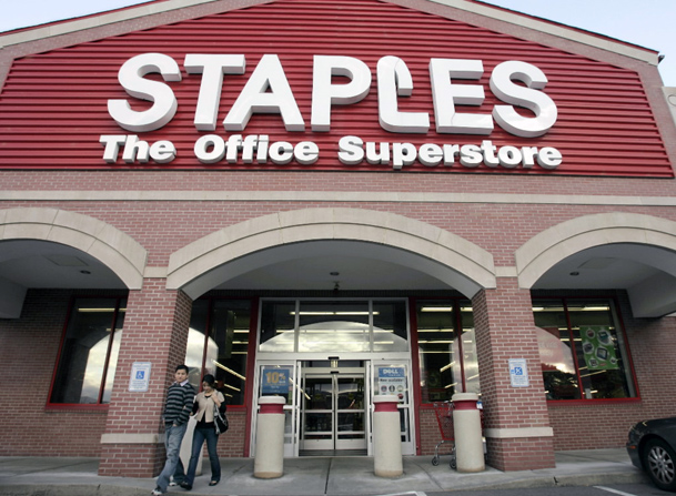 Staples Apple Products