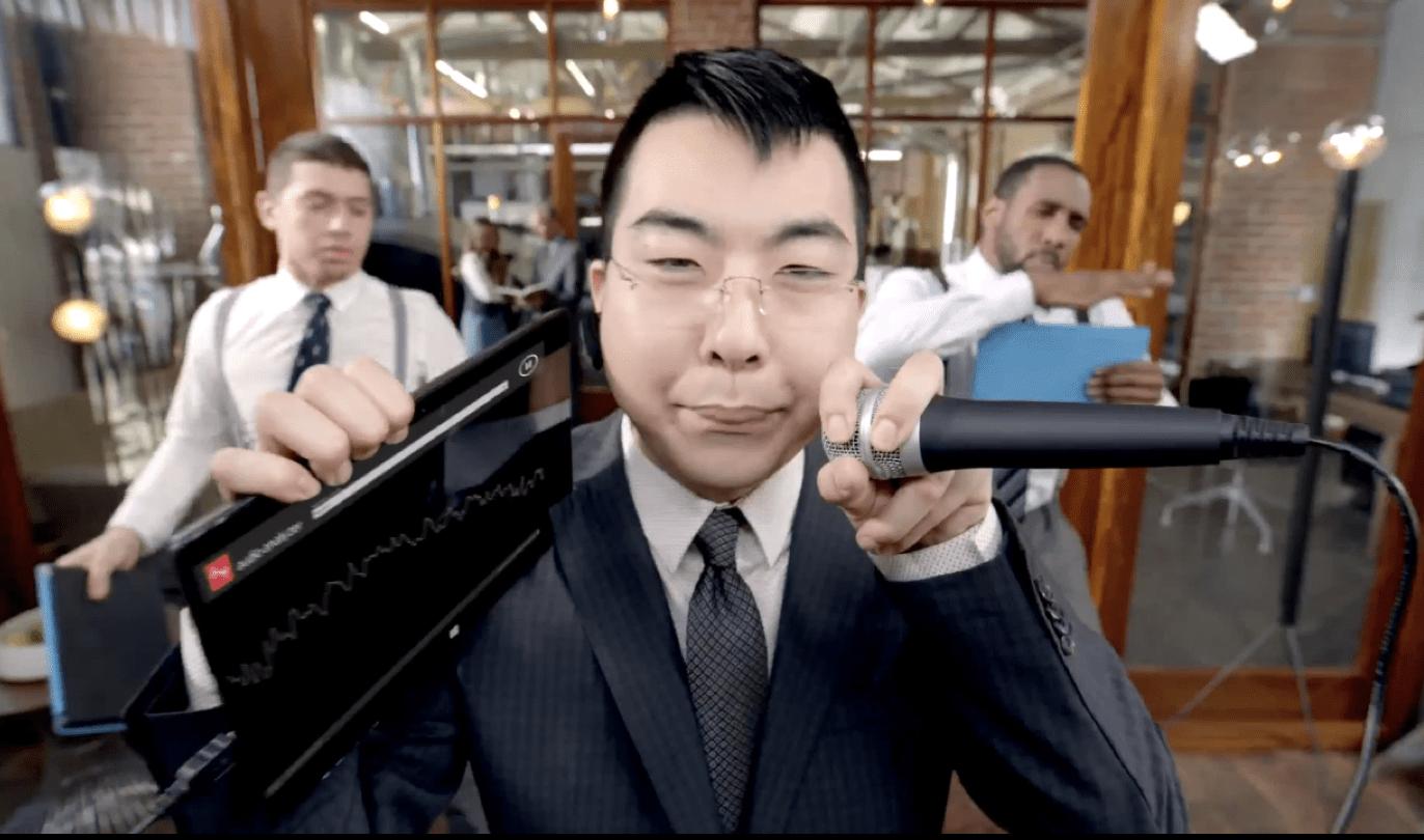 Microsoft Surface Pro Ad