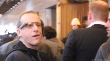 Google Glass Movie Theater DHS Interrogation