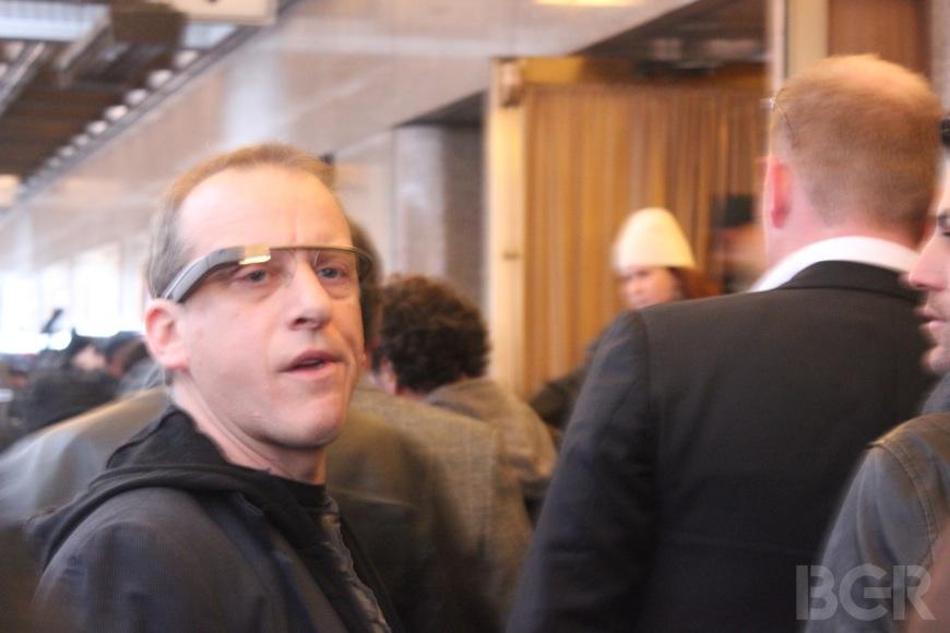 Google Glass Microsoft